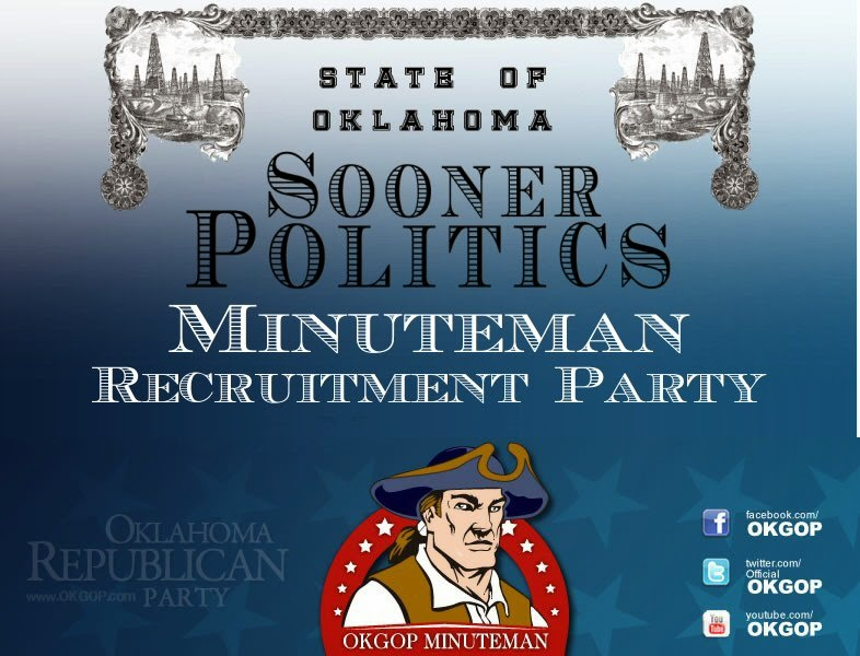 Sooner Politics Announces Rand Paul Commits to OKGOP Fundraiser Event (2/2)