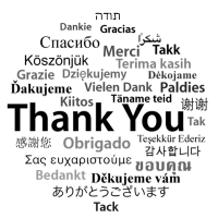 Thank You For Your Killing