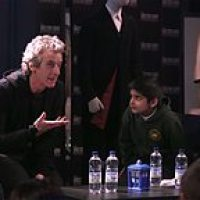 Capaldi crashes Big Finish continuity