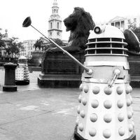 Neo-Nazi Daleks
