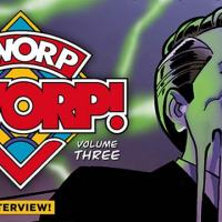 Vworp Vworp! volume 3 - first thoughts