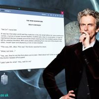 Official Doctor Who fan fiction site