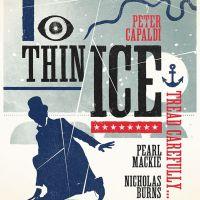 Stuart Manning Thin Ice poster