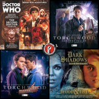 Big Finish Scribe Award Nominations 2017