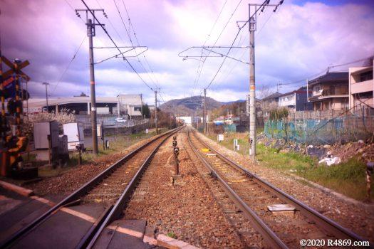東広島 八本松 踏切 線路