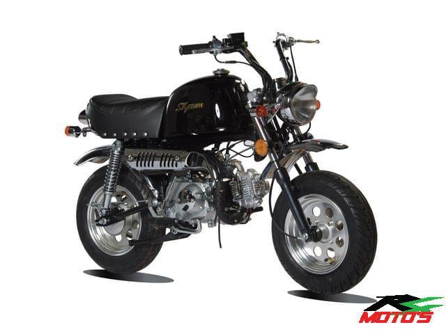 Skybongo zwart r4 moto's Destelbergen Gent