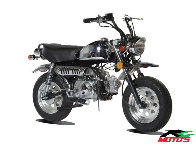 Skymini chroom - Skyteam R4 moto's Destelbergen Gent