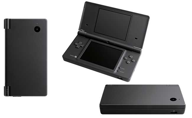 Nintendo DSi - Multiangles