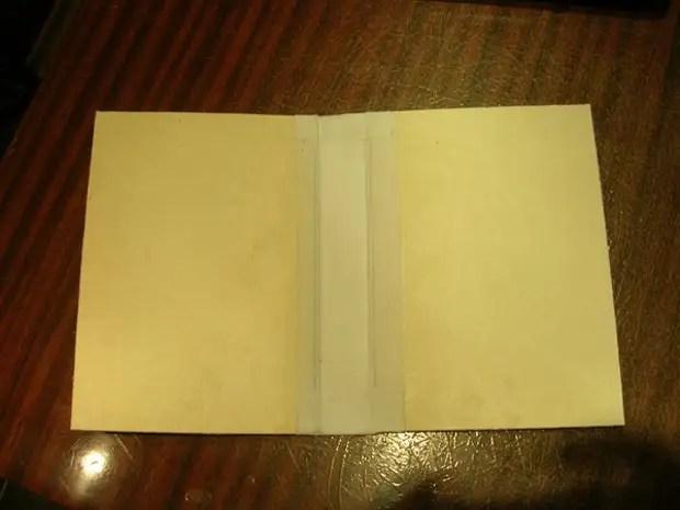 寻找每个笔记本的折叠。