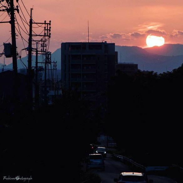 家路.家から出れば戻るそれがうれしいと思えるなら幸せなのかもね.location : 広島市内
