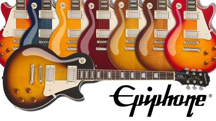 Epiphone Les Paul Standard Plustop Pro Review - Massive Tone