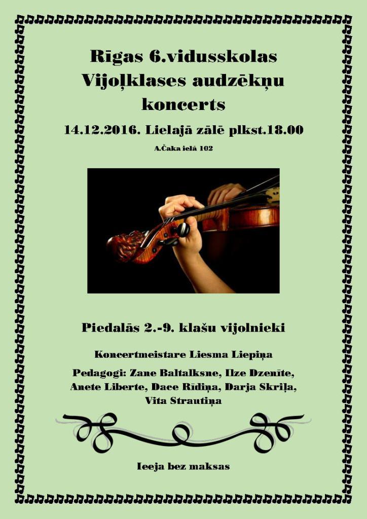Vijoļklases koncerta afiša2a