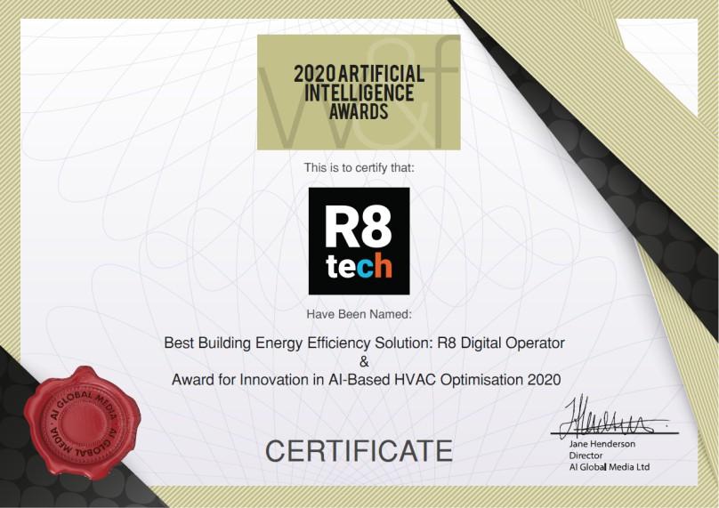 Artificial<br>Intelligence<br>Awards