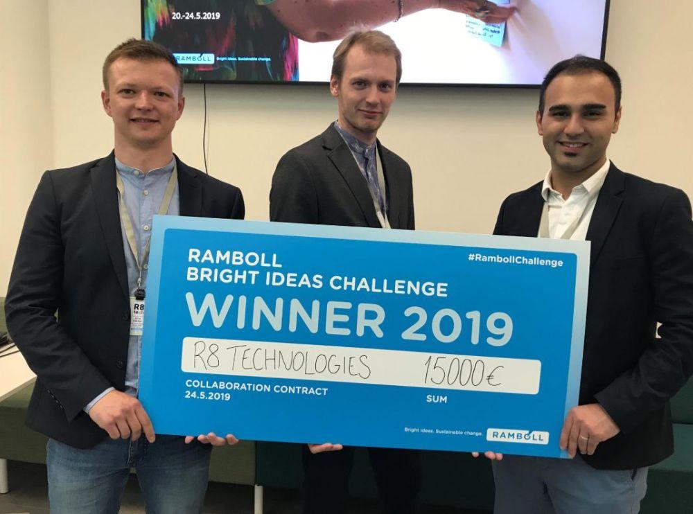 Ramboll<br>Bright Ideas Challenge