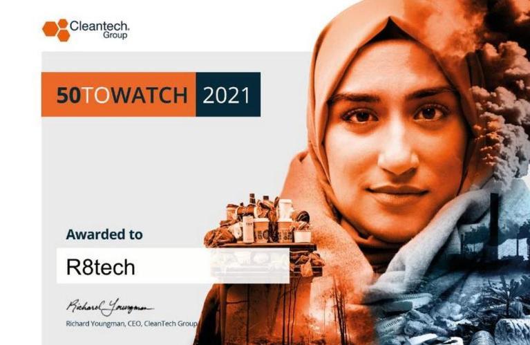 Cleantech Group 2021 #50toWatch