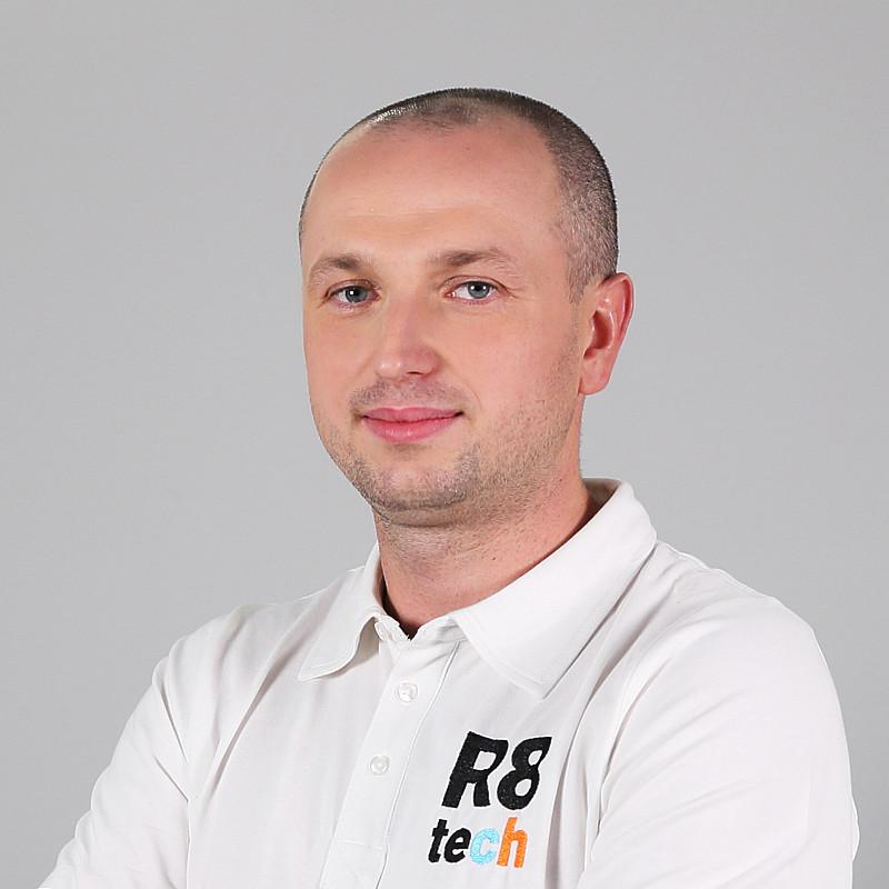 Michal Lom, Slovakia Area Manager