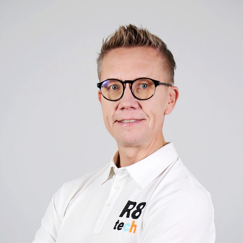 Miko Stenman, Finland Area Manager