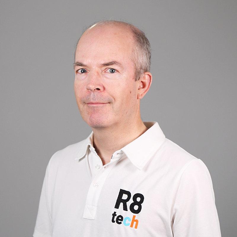 Trevor Miles, United Kingdom Area Manager