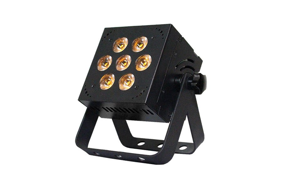Blizzard Hotbox5 LED RGBAW Par