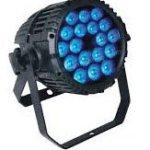 Blizzard ToughPar V12 LED RGBAW Par