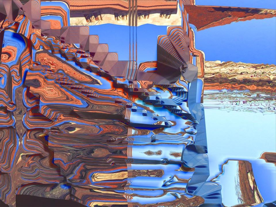 """Titel: cortex099 (aus der Serie """"CORTEX"""")"""