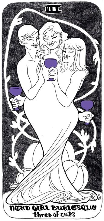 Nerd Girl Burlesque