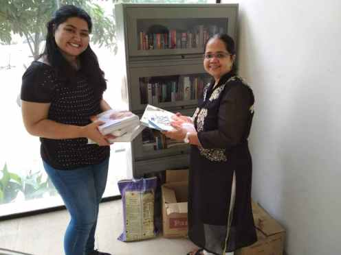 Rahhat Foundattion Donation Drive 22