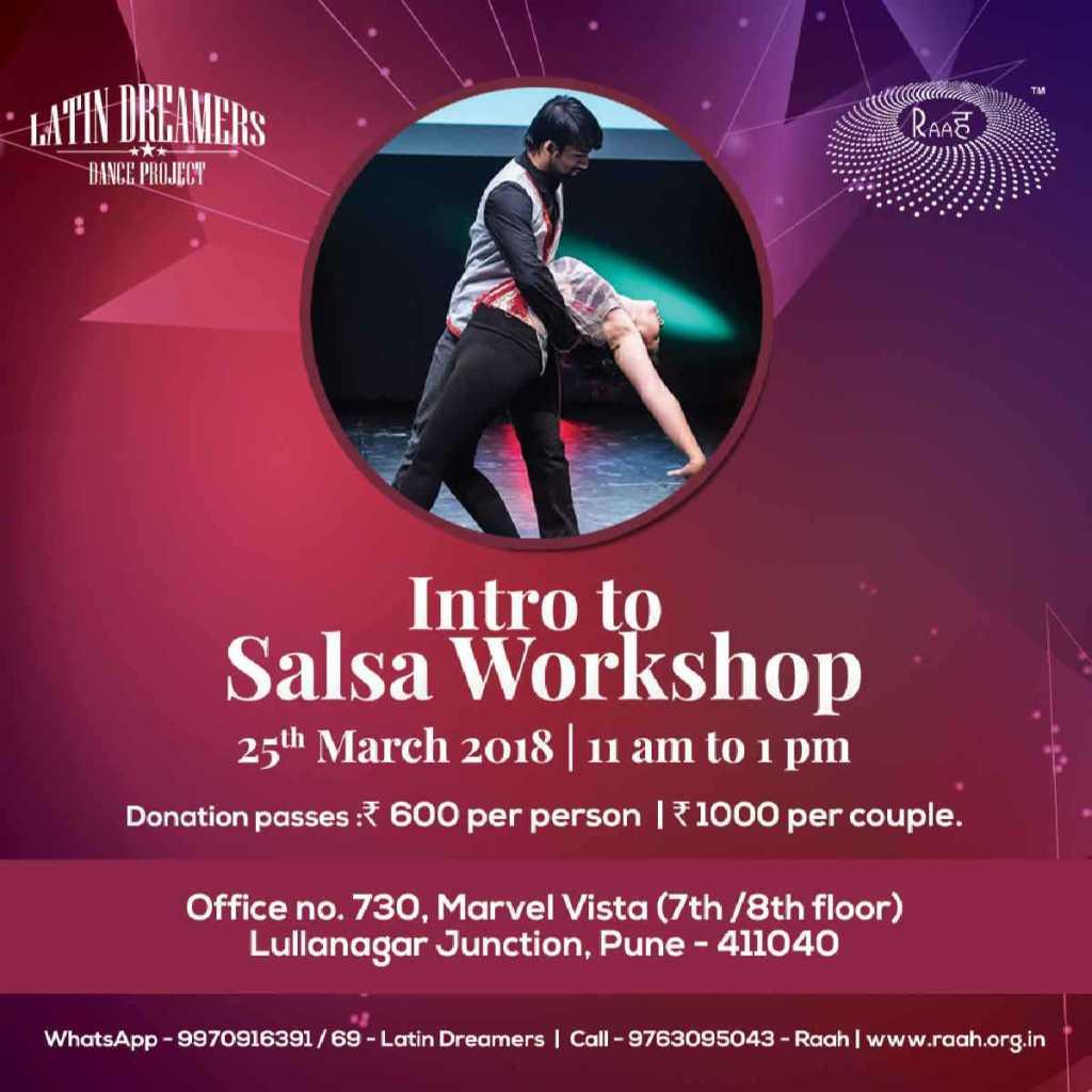 Salsa-workshop