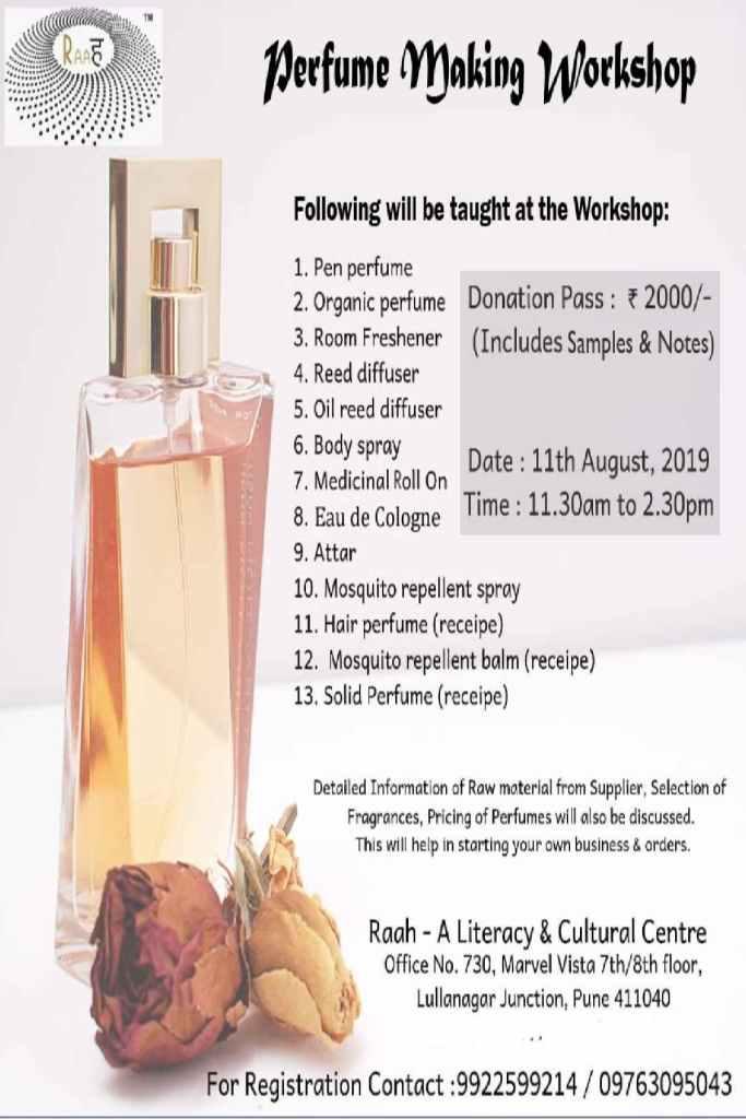 Perfume-Making