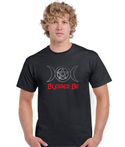 blessed be pagan shirt