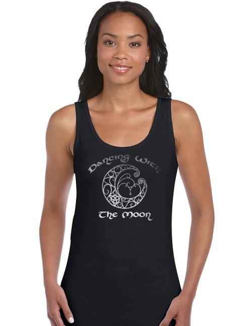 dancing with the moon pagan shirt