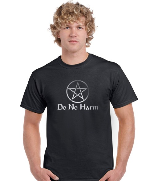 do no harm pagan shirt