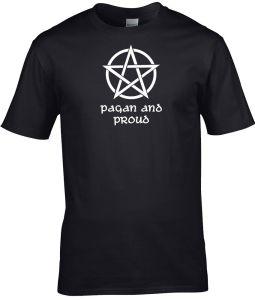 pagan and proud men's shirt