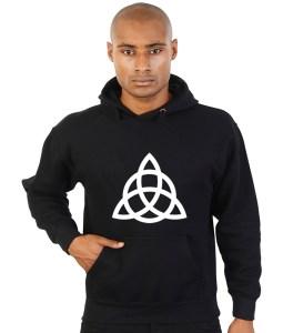 triquetra lpagan hoodie