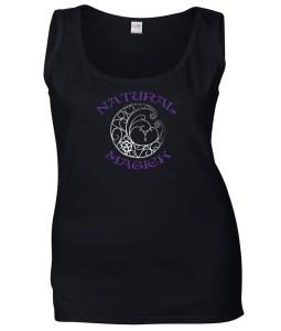 natural magick ladies pagan shirt