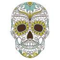 sugar skull design 12