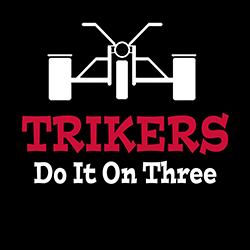 trikers do it on three biker design