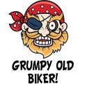 grumpy old biker shirt