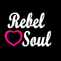 rebel soul ladies funny design