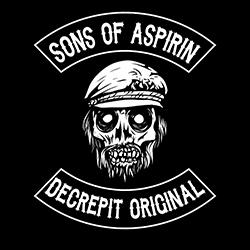 sons of aspirin shirt