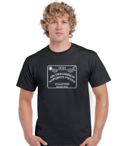 ouija board pagan shirt