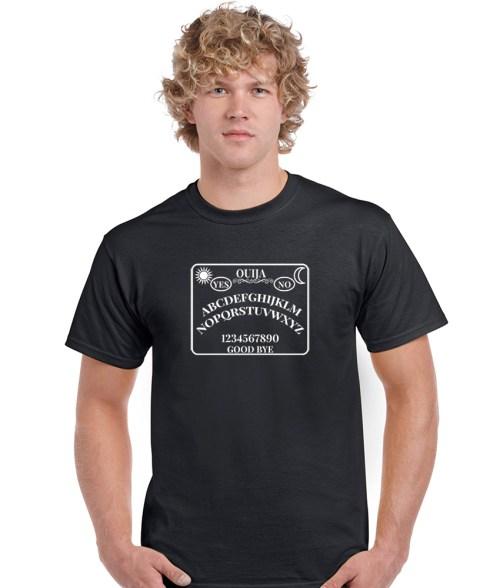 ouija board pagan shirt