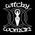 witchy woman ladies pagan shirt