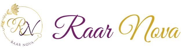 RaarNova Dress and Jewelry Brand Logo