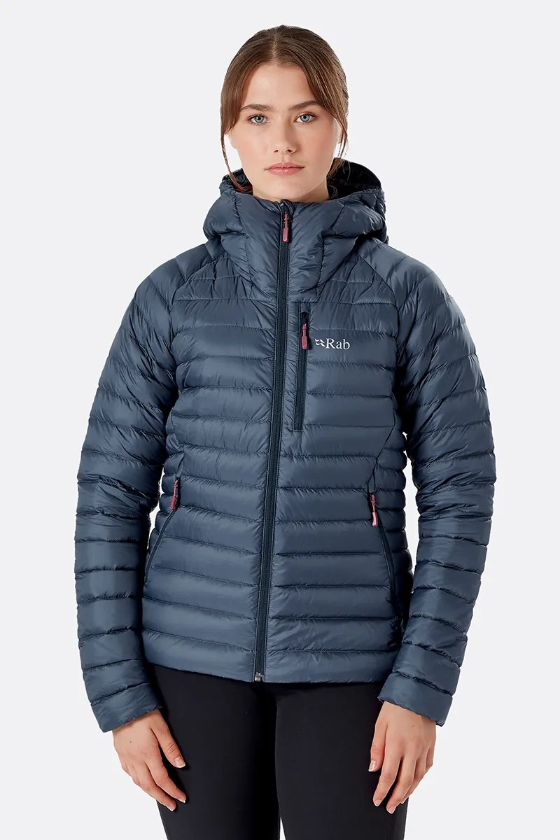 Rab Microlight Alpine Down Jacket - Extremely Lightweight 1