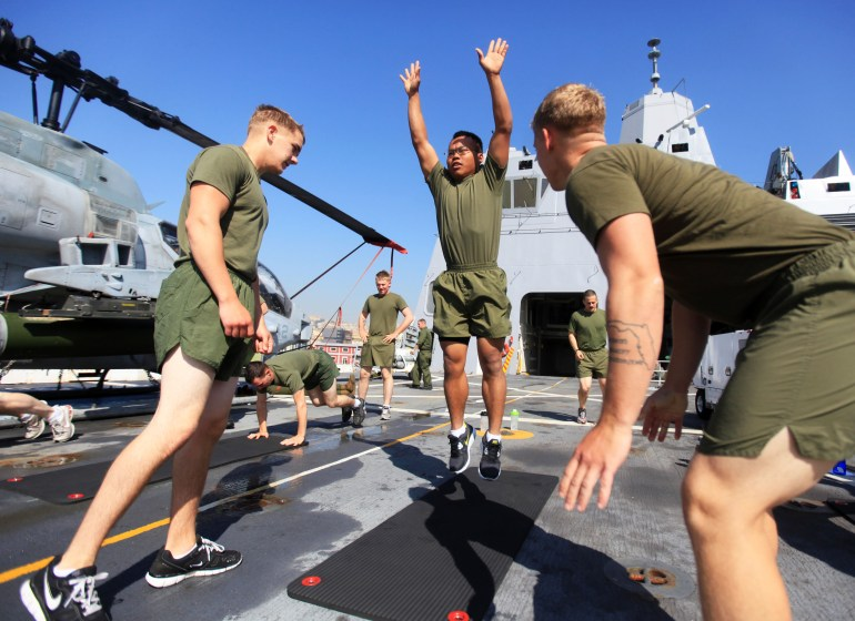 24th MEU Deployment 2012