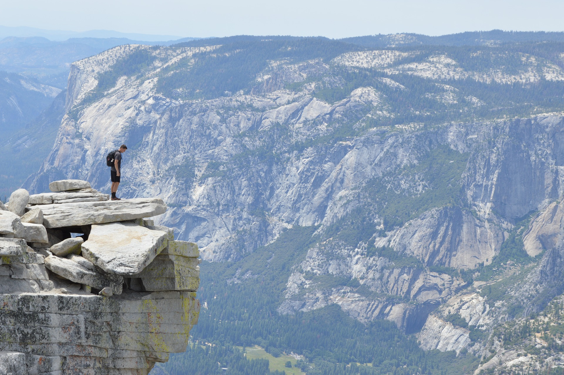Climbing Through Life With Or Without Ropes? A Jewish Take On Free Solo