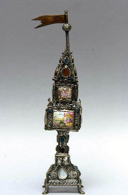 Spice tower, Schwäbisch Gmuend, Germany, ca. 1740