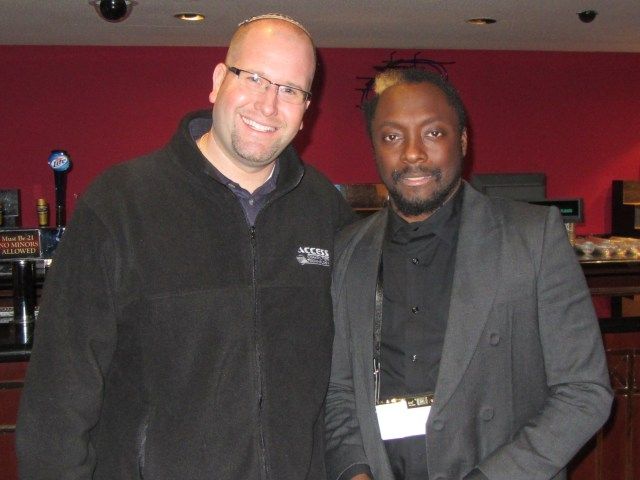 Rabbi Jason and Will I Am