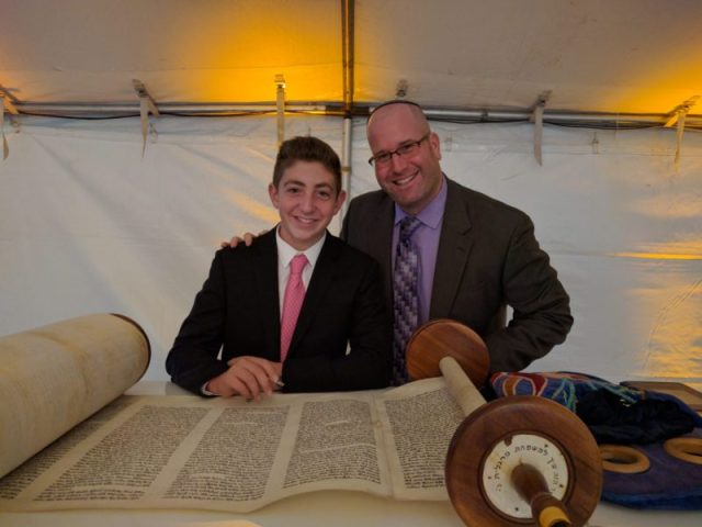 Rabbi for Private Bar Mitzvah